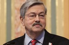 Thượng viện Mỹ phê chuẩn việc bổ nhiệm Đại sứ tại Trung Quốc
