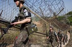 """Hàn Quốc: Vật thể bay qua biên giới là """"máy bay không người lái"""""""