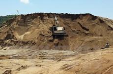 """Giá cát xây dựng tại Thành phố Hồ Chí Minh """"bỗng dưng"""" tăng đột biến"""