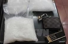 Phá đường dây mua bán trái phép ma túy từ TP.HCM về miền Tây