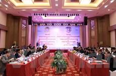 Cảnh sát Việt-Lào hợp tác phòng chống tội phạm xuyên biên giới