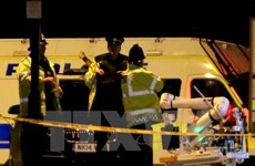 Bắt giữ nhiều đối tượng chủ chốt đứng sau vụ đánh bom ở Manchester