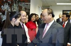[Photo] Hoạt động của Thủ tướng Nguyễn Xuân Phúc tại Hoa Kỳ