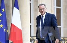 Pháp điều tra sơ bộ một bộ trưởng thân cận với Tổng thống Macron