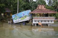 Thủ tướng gửi điện thăm hỏi về trận lụt và lở đất ở Sri Lanka