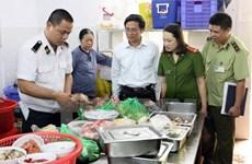 Thủ tướng chỉ đạo tăng mức phạt vi phạm về an toàn thực phẩm