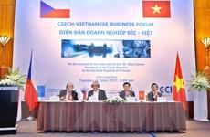 Thúc đẩy hợp tác thương mại giữa Việt Nam và Cộng hòa Séc