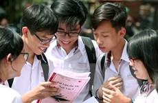 Hơn 76.000 học sinh ở Hà Nội sẽ tham dự kỳ thi vào lớp 10