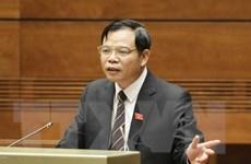 Bắt đầu phiên chất vấn và trả lời chất vấn của đại biểu Quốc hội