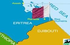 Qatar rút toàn bộ binh sỹ khỏi khu vực biên giới Djibouti và Eritrea