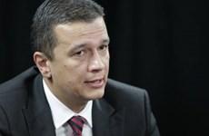 Toàn bộ liên minh cầm quyền trong Chính phủ Romania đệ đơn từ chức