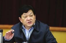 Trung Quốc lập án điều tra nguyên Phó Chủ tịch tỉnh Cam Túc