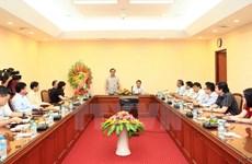 """Các nhà báo mong muốn Hà Nội sẽ """"cởi mở"""" thông tin hơn nữa"""