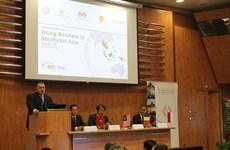 Giới thiệu cơ hội kinh doanh, đầu tư vào Đông Nam Á tại Romania