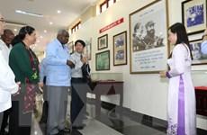 Đoàn đại biểu cấp cao Quốc hội Cuba thăm và làm việc tại Bến Tre