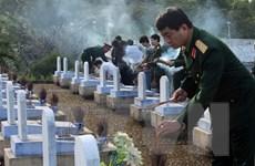Cải tạo và tu sửa 32 nghĩa trang liệt sỹ trên địa bàn tỉnh Quảng Trị
