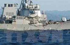 Ít nhất 3 lính Mỹ bị thương trong vụ vụ va chạm với tàu Philippines