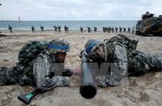 Tổng thống Hàn Quốc phủ nhận kế hoạch giảm tập trận chung với Mỹ