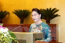 Toàn văn bài phát biểu bế mạc Kỳ họp thứ 3 Quốc hội khóa XIV