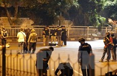 Indonesia bắt giữ 41 nghi can khủng bố sau vụ đánh bom ở Jakarta