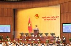 Nghị quyết về Chương trình giám sát của Quốc hội năm 2018