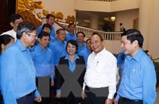 Thủ tướng: Mức lương tối thiểu vùng phải đảm bảo hài hòa, hợp lý