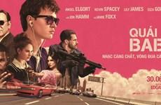 """""""Baby Driver"""" - phim """"đua xe-nhạc kịch"""" khiến khán giả thót tim"""