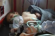 OPCW: Chất độc sarin được sử dụng trong vụ tấn công ở Syria