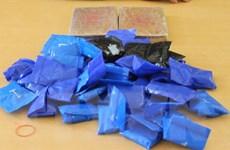 Điện Biên: Bắt đối tượng vận chuyển 1.600 viên ma túy tổng hợp