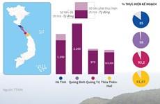 [Infographics] Cơ bản hoàn thành bồi thường sự cố môi trường biển