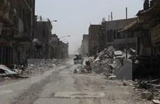 Mỹ cam kết tiếp tục hỗ trợ tái thiết thành phố Mosul của Iraq