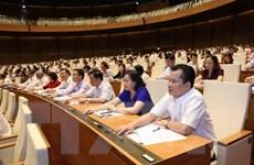 Công bố sáu luật sẽ chính thức có hiệu lực thi hành vào năm 2018