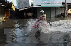 Nhà dân bị sụt lún khi thi công dự án chống ngập ở TP Hồ Chí Minh