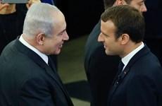 Pháp kêu gọi khôi phục tiến trình hòa đàm giữa Israel và Palestine