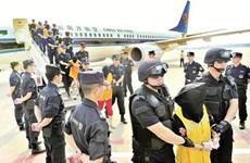 Campuchia bắt giữ 29 người Trung Quốc lừa đảo qua mạng viễn thông