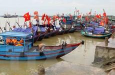 Cảnh báo nguy cơ lũ trên các sông từ Thanh Hóa đến Quảng Bình