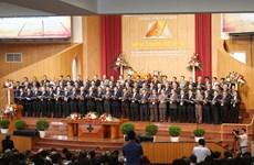 Khai mạc Đại hội đồng lần thứ V của Hội thánh Tin lành Việt Nam