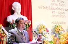 Thắt chặt mối quan hệ giữa các địa phương hai nước Việt-Lào