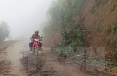 Mực nước sông Thao tại Yên Bái đạt đỉnh, vùng núi nguy cơ lũ quét