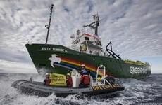 Nga bị buộc bồi thường 5,4 triệu euro do vụ bắt tàu Arctic Sunrise