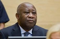 ICC nối lại phiên tòa xét xử cựu Tổng thống Cote d'Ivoire Gbagbo