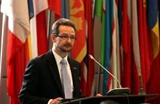 Nhà ngoại giao Thụy Sĩ Thomas Greminger giữ chức Tổng Thư ký OSCE