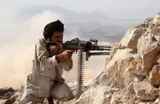 Giao tranh tại phía Đông Bắc thủ đô Yemen, hơn 20 người thiệt mạng