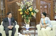Việt Nam và Indonesia thúc đẩy hợp tác đối tác chiến lược