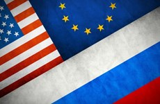 EU cân nhắc đáp trả trước khả năng Mỹ áp đặt lệnh trừng phạt Nga