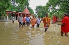 Mưa lũ nghiêm trọng gây thiệt hại nặng tại tại nhiều nước châu Á