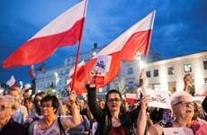 Tổng thống Ba Lan phủ quyết dự luật cải cách Tòa án Tối cao