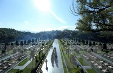 Tháng Bảy linh thiêng trên các nghĩa trang liệt sỹ ở Điện Biên