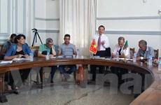 Đẩy mạnh quan hệ hợp tác kinh tế giữa Việt Nam và Algeria