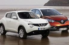 Renault-Nissan đạt doanh số bán xe cao nhất thế giới nửa đầu năm